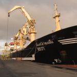 Duitslands grootste diepzeetrawler [video]